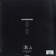 Back View : Handbraekes (Boys Noize, Mr. Oizo) - 3 - Ed Banger Records / Because Music / BEC5543710ED109