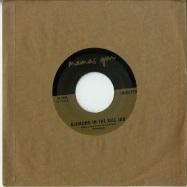 Back View : Mamas Gun - LONDON GIRLS / DIAMOND IN THE BELL JAR (7 INCH) - Ubiquity / UR7374