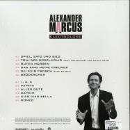 Back View : Alexander Marcus - ELECTROLORE (LTD LP) - Kontor Records / 1021923KON