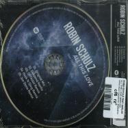 Back View : Robin Schulz feat. Harloe - ALL THIS LOVE (MAXI-CD) - Warner Music International / 9029538734