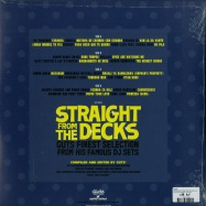 Back View : Guts - STRAIGHT FROM THE DECKS (2LP) - Heavenly Sweetness / PVS 003VL