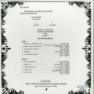 Back View : Pastor T.L. Barrett and The Youth for Christ Choir - DO NOT PASS ME BY VOL. II (LTD SILVER LP) - Numero Group / NUM1270-C1