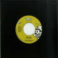 Back View : Black Moon - BUCK EM DOWN (7 INCH) - Wreck Records / WR24734