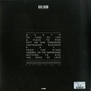 Back View : White Lies - TO LOSE MY LIFE... (180G LP + MP3) - Polydor / 7798164