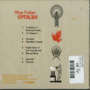 Back View : Rhys Fulber - OSTALGIA (CD) - Sonic Groove / SGCD006