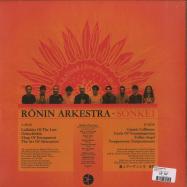 Back View : Ronin Arkestra - SONKEI (LP) - Alberts Favourites / ALBFLP05