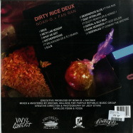 Back View : Noah-O & Fan Ran - DIRTY RICE: DEUX (LP) - Vinyl Conflict / FD006