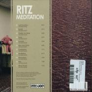 Back View : Ritz - MEDITATION (CD) - Piston Recordings / PRCD2019044