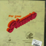 Back View : Pleasure - ONE MORE TIME (7 INCH) - Six Nine Records  / NP17