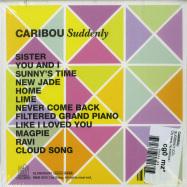 Back View : Caribou - SUDDENLY (CD) - City Slang / SLANG50247