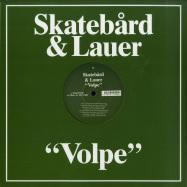 Back View : Skatebard & Lauer - VOLPE - Live at Robert Johnson / Playrjc 058