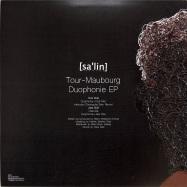Back View : Tour-Maubourg - DUOPHONIE EP - Salin Records / Salin009