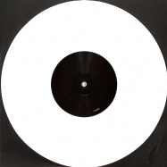 Back View : Shadow Child - APOLLO 1 (WHITE 10 INCH) - Food Music / YUMAP1