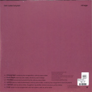 Back View : Ben Lukas Boysen - MIRAGE (LTD CLEAR LP + MP3) - Erased Tapes / ERATP132LE