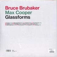 Back View : Bruce Brubaker & Max Cooper - GLASSFORMS (2LP) - Infine Music / IF1059LP