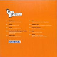 Back View : Greg Blackman - GB4 (LP) - Ramrock Blue / RRBLP001