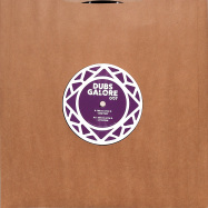 Back View : Von D & Mr K & Arta - DUBS GALORE 007 (10 INCH) - Dubs Galore / DOR007