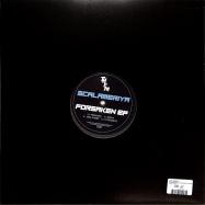 Back View : Scalameriya - FORSAKEN EP (STANDARD COVER) - THEM / THEM013