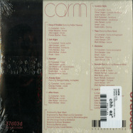 Back View : Carm - CARM (CD) - 37D03D / 37D011CD / 00143233