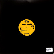 Back View : Body Party - BODY PARTY EP - Unusual Systems / UNSYS004