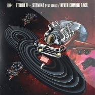 Front View : Stereo 8 - STAMINA (FEAT. JAKES) / NEVER COMING BACK - Finger Lickin / flr067