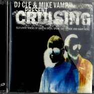 Front View : DJ Cle & Mike Vamp - CRUISING (CD) - Electric Avenue / EAV001