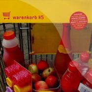 Front View : Various Artists (matthew Mercer, M. Schaffhaeuser, Jeremy P. Caulfield) - WARENKORB 5 (2X12INCH) - Ware 43