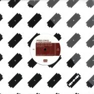 Front View : Patrick Cowley & Jorge Socarras - BURN BRIGHTER FLAME - Macro Recordings / MACROM15