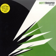 Front View : Boys Noize - NOTT, TROOPER R. HOOD, PHON O RMXS , SHADOW DANCER RMX (2x12) - Boys Noize / BNR052
