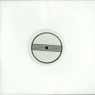 Front View : Chymera / Marcel Janovsky - CURL / STILL IN PARADISE (WHITE COLOURED 10 INCH) - 200 Records / 200 White 002