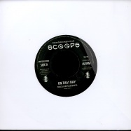 Front View : Madu Messenger - ON THAT DAY (7 INCH) - Scoops / scoop038