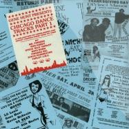 Front View : Gene Hunt presents - CHICAGO DANCE TRACKS PART 1 (2X12 LP) - Rush Hour / RH115 LP 1