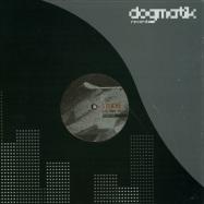 Front View : Stojche - SPECTRUM EP (GLIMPSE REMIX) - Dogmatik / dog016