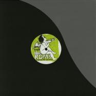 Front View : THE KDMS - TONIGHT (MORGAN GEIST / FELIX MARTIN RMXS) - Gomma / Gomma163