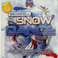 Front View : Various Artists - SNOW DANCE 002 (2XCD) - Black Hole / blhcd89