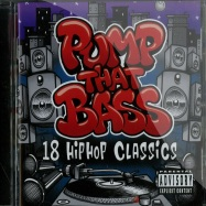 Front View : Various Artists - PUMP THAT BASS (CD) - Spectrum / SPEC2151