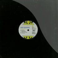 Front View : Ray Okpara - MIDNIGHT PROTEI (ANDREA OLIVA REMIX) - Mobilee / Mobilee123