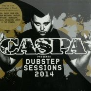 Front View : Caspa - DUBSTEP SESSIONS 2014 (CD) - New State / new9145cd
