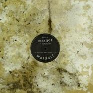 Front View : Margot - WALDORF (EROL ALKAN REWORK) - Les Disques De La Mort / DLM001