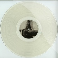 Front View : P.E.A.R.L. - THE FALL OF BECAUSE (CLEAR VINYL) - Falling Ethics / FEX002