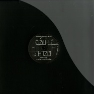 Front View : Alejandro Vivanco & Nu Zau - BLACK N SPACE (VINYL ONLY) - Fizical / Fizical002