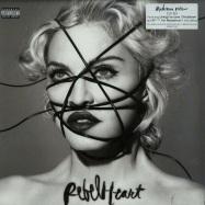Front View : Madonna - REBEL HEART (LTD 2X12 LP) - Interscope / 4721169