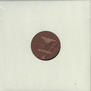 Front View : Times Are Ruff - BASEMENT EP (VINYL ONLY / 180G VINYL) - Night Drive Music / NDM034