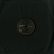 Front View : Pavel Iudin - WAXOLOGY EP (VINYL ONLY) - Poker Flat / PFRWAX002