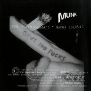 Front View : Munk - THE CORRESPONDANT GOMMA JOINTS (LAUER, SECRET CIRCUIT RMXS) - Gomma / GOMMA219