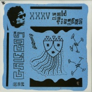 Front View : XXXV Gold Fingers / Man Dela - GALEGOS BAR / THE RITUAL - What Ever Not / WEN010