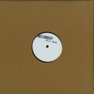 Front View : MJOG - RECORDEEP HORS SERIE 01 (INCL JANERET RMX / VINYL ONLY) - Recordeep / RCDPHS01