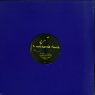 Front View : Reedale Rise - ETERNAL RETURN - Frustrated Funk / FR039