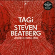 Front View : Tagi & Steven Beatberg - YOUARESURROUNDED (2X12 INCH LP) - Heavenly Sweetness / HS 162