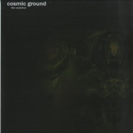 Front View : Cosmic Ground - THE WATCHER / VAPORIZED ARTIFACTS (CREAM VINYL) - Deep Distance / dd52